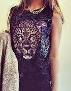 tshirt tygrys