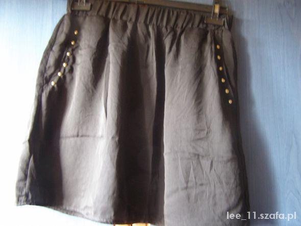 Spódnice Czarna spódnica House