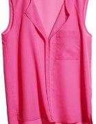 Różowa bluzka h&m