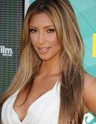 Kim Kardashian w nowej fryzurze