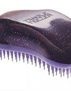Tangle Teezer purple glitter...