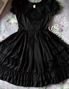 Bodyline black cameo dress...
