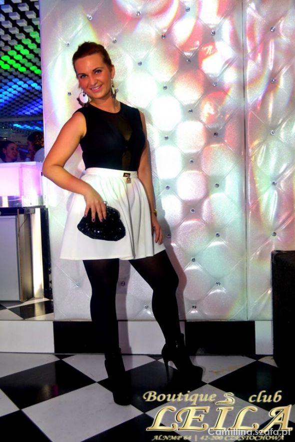 Eleganckie black &white