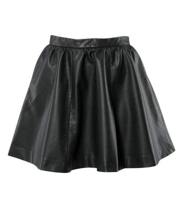 Spódnica spódniczka z eko skóry firmy H&M...
