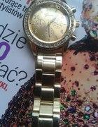 zegarek nowy geneva złoty