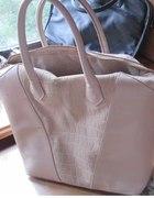 torba beżowa h&m