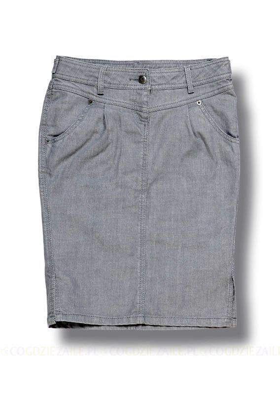 Spódnice Orsay spódnica jeansowa ołówkowa 34 XS 36 S