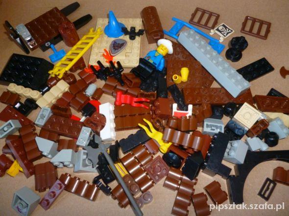 Zabawki klocki lego castle
