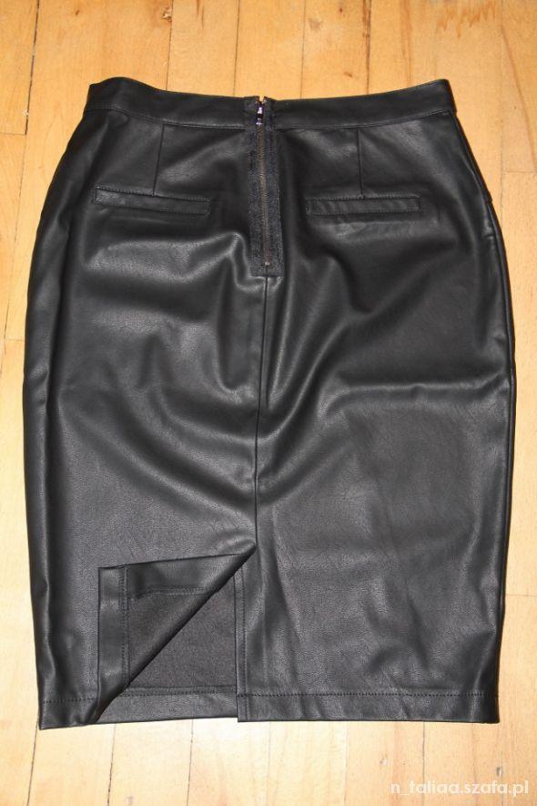 Spódnica ołówkowa skórzana Orsay r 36 w Spódnice Szafa.pl