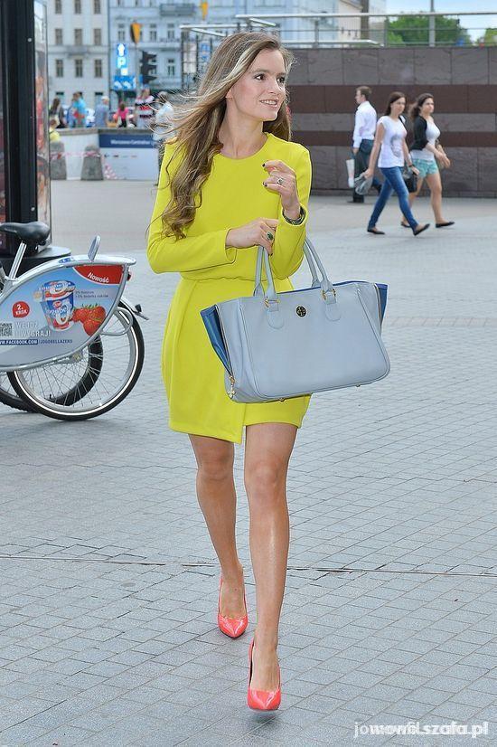 Mój styl 2 sukienki H&M TREND