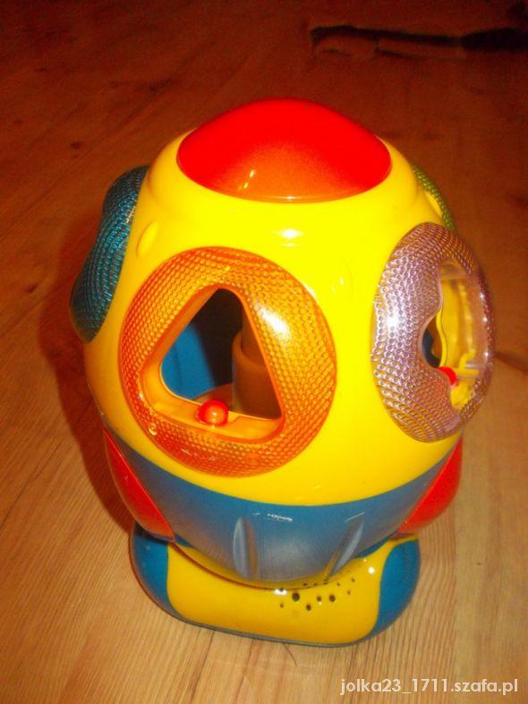 Zabawki interaktywna muzyczna rakieta vtech