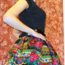 spódnica w stylu cleo folk góralska ludowa