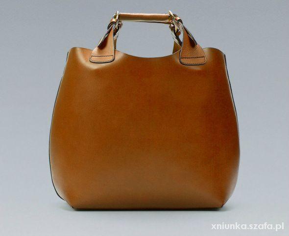 Shopper bag Zara