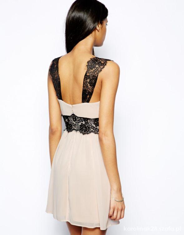 c74fc6c5 ASOS sukienka Elise ryan studniówka karnawał w Suknie i sukienki ...