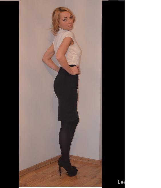 Spódnice ołówkowa elegancka spódnica Reserved r 34