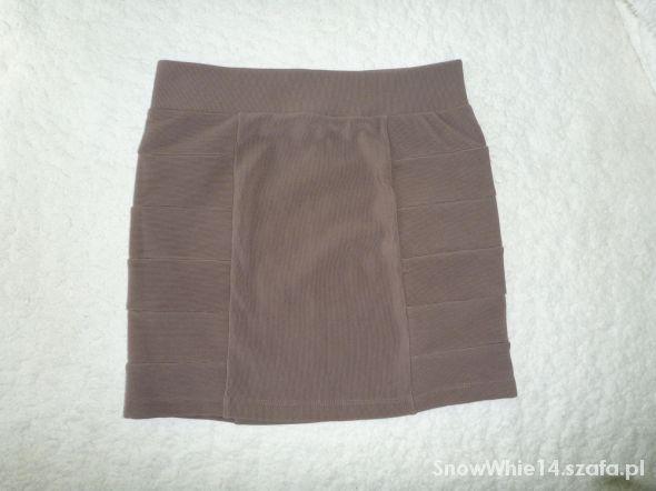 Spódnice bandażowa coffee bandage H and M