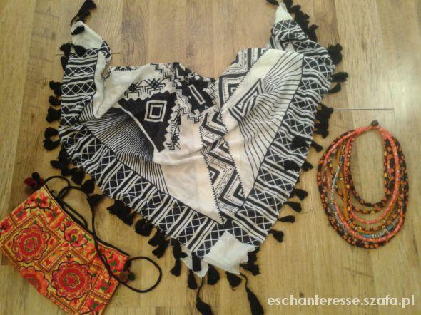 Chusty i apaszki Chusta aztec