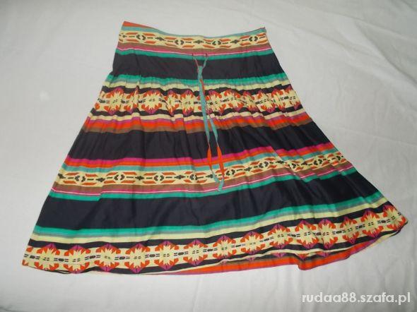 Spódnice Lekka H&M etno