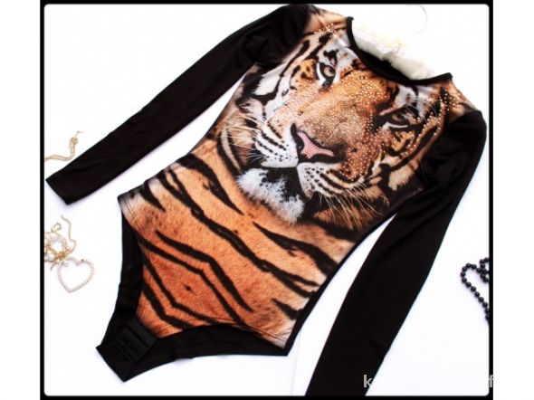 Tygrys body