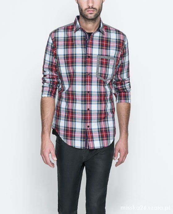 Zara koszula męska
