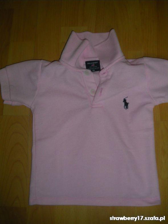 Koszulki, podkoszulki T Shirt Polo Ralph Lauren