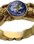 Pierścionek Ziemia