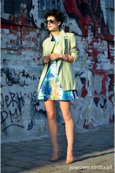 Codzienne Nowa Sukienka H&M TREND