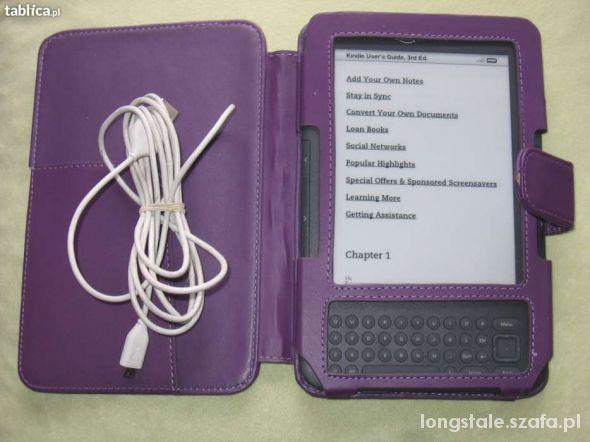 Kindle Keyboard 3 Etui na wymianę