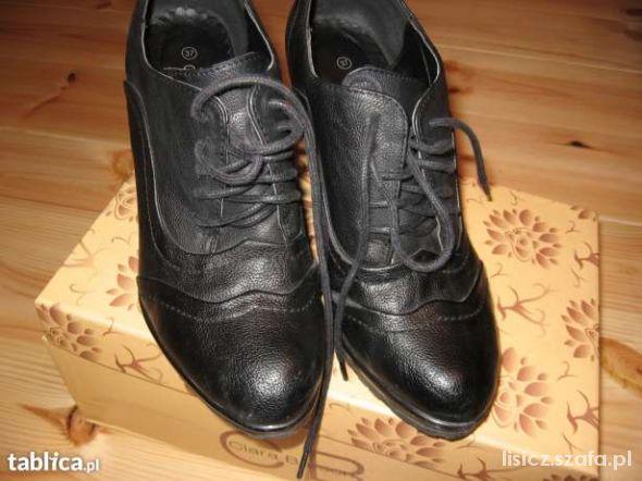 Obuwie szukam butów botek 36 i 37 np Clara Barson