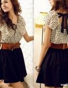 Sukienka japan style kropki...