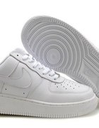 Nike Air Force Airforce 1 biale