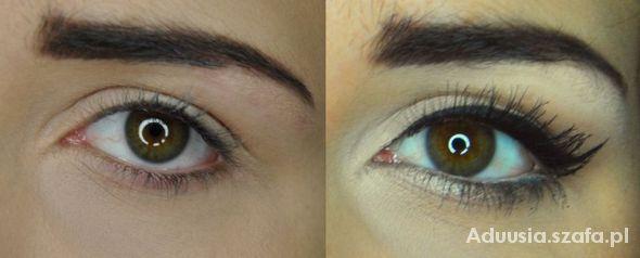 Blogerek Makijaż powiększający oko