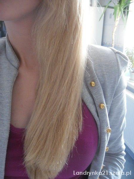 Moje włosy