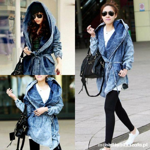 Parka Jeans xs s