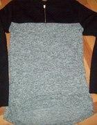 Pikowany sweterek