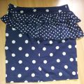 spódnica baskinka H&M w grochy