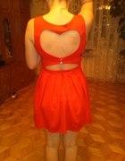 Sukienka na bal karnawałowy