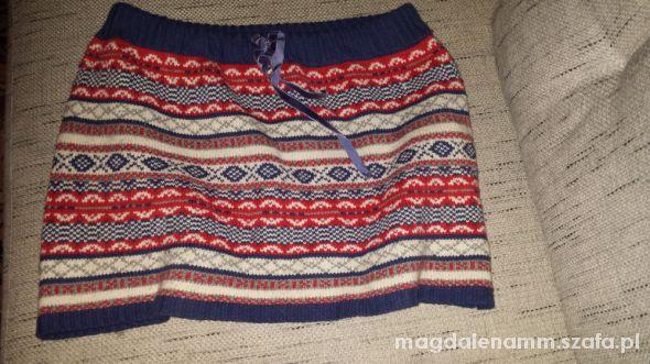 Spódnice Wzór etno spodnica