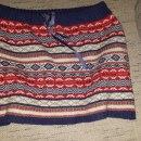 Wzór etno spodnica