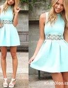 sukienka z koronką z Australii firmy sabo skirt