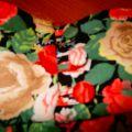 spódnica w kwiaty hm