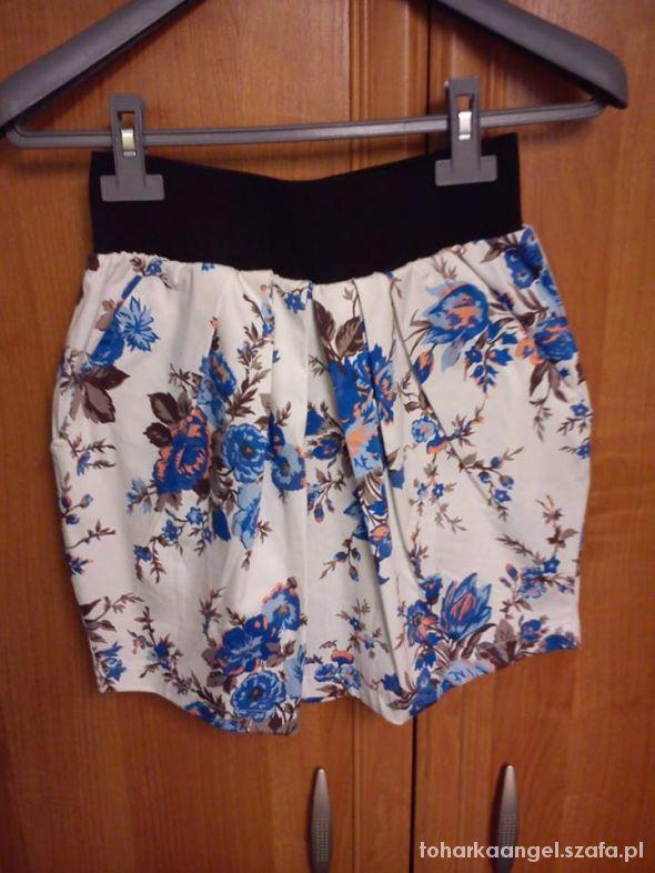 Spódnice spódniczka kwiaty na lato s m nowa vero moda
