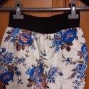 spódniczka kwiaty na lato s m nowa vero moda