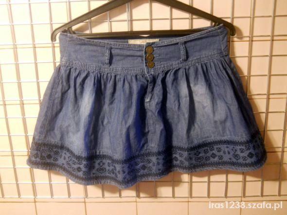 Spódnice sliczna rozkloszowana bsk r 36 38