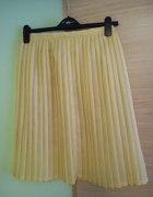 plisowana spódnica pastelowy babab S M
