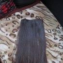 Włosy Clip in syntetyczne długie treska