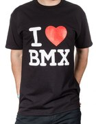 koszulka bluza I love bmx...