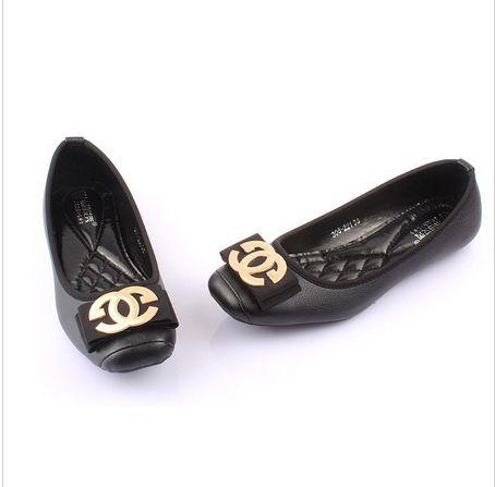 Balerinki Chanel