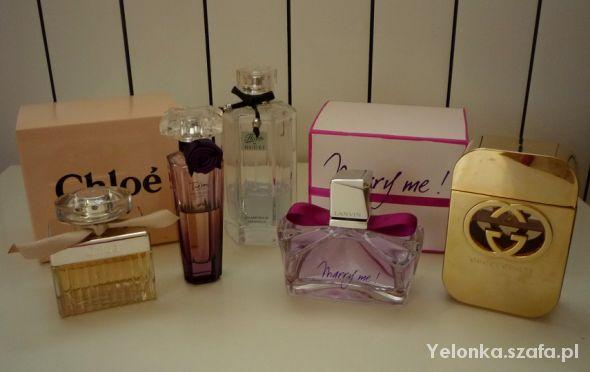 Zestaw ulubionych perfum