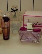 Zestaw ulubionych perfum...